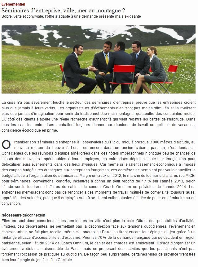 Tendances s minaire d 39 entreprise s minaire d 39 entreprise for Tendance creation entreprise