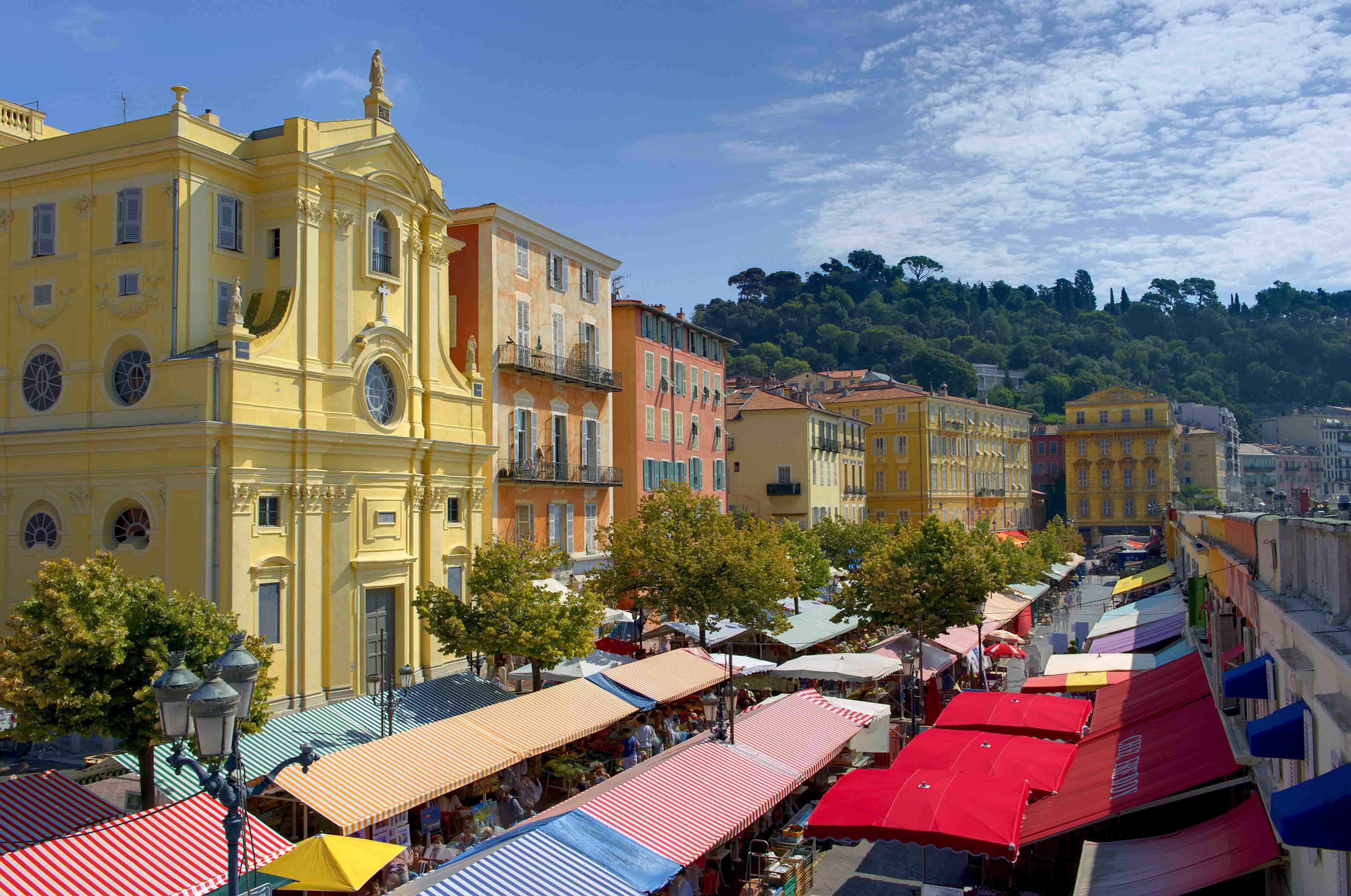 Marché de Nice Séminaire à Nice