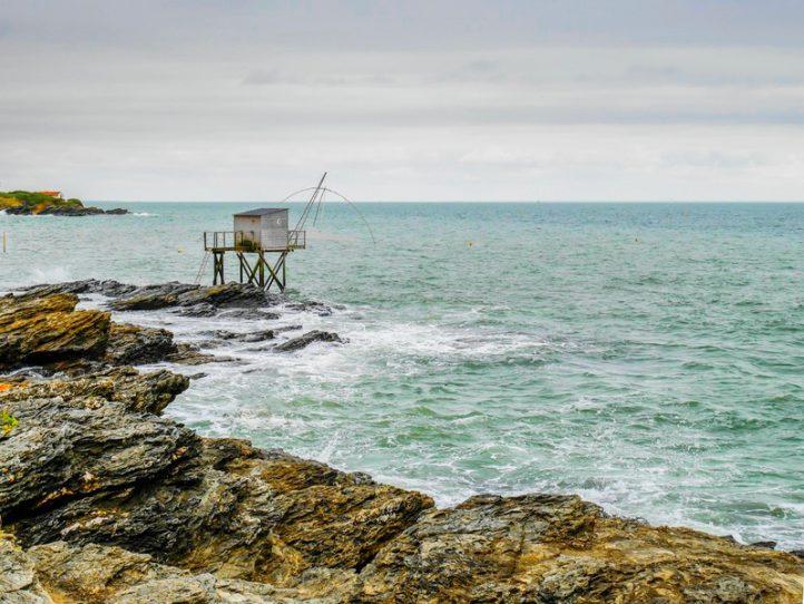 Bretagne plage de rochers seminaire en bretagne