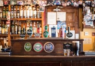 Irlande bires pub