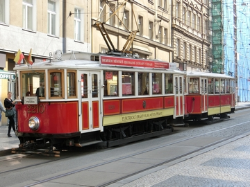 Transport Antique Prague