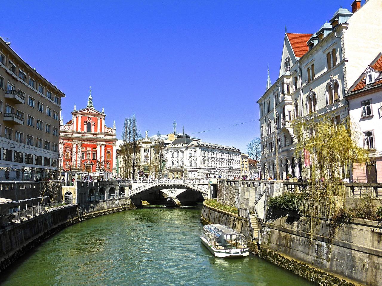 Canal Ljubljana